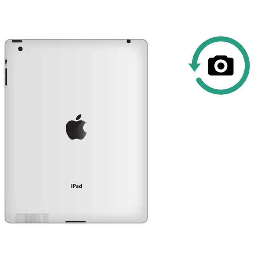 iPad Pro 12.9 rear camera repair