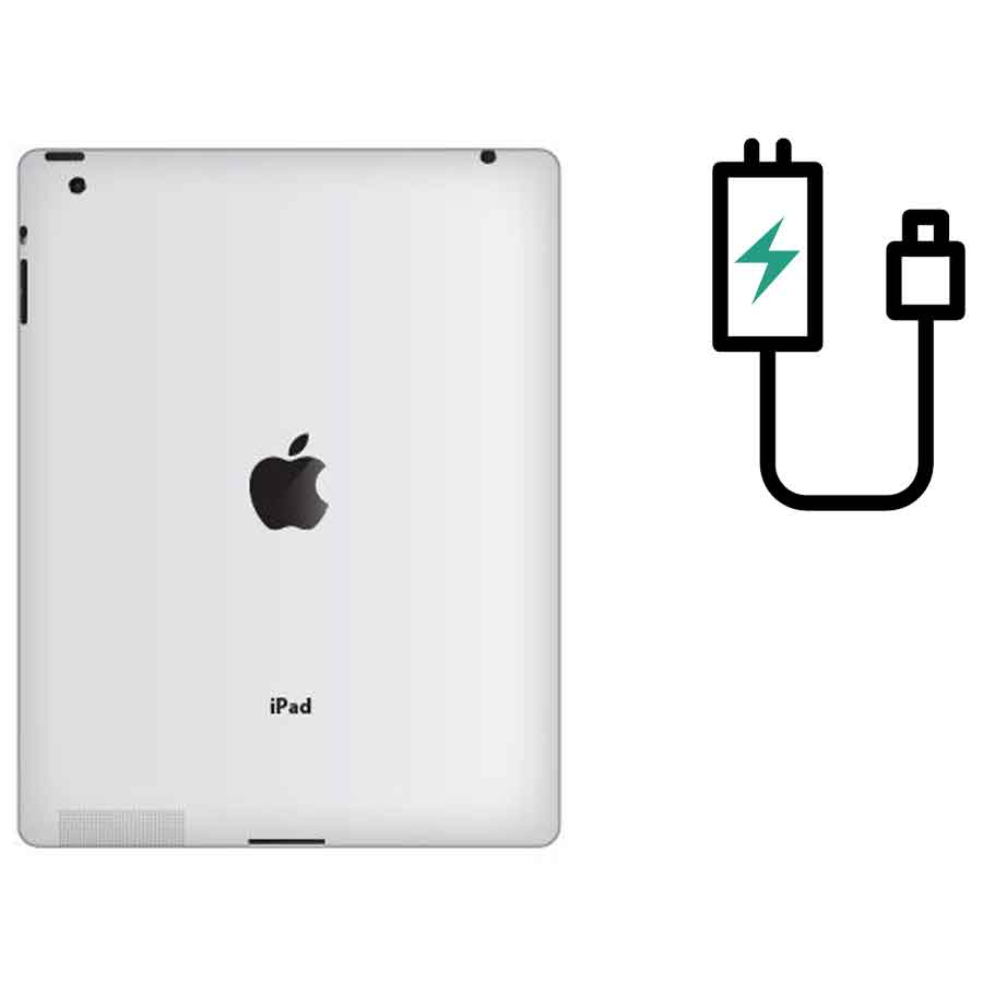 ipad mini 4 charging port repair