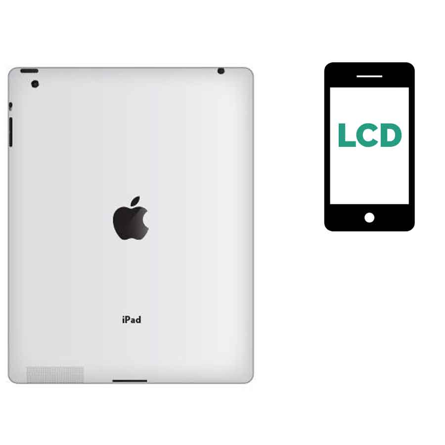ipad 12.9 glass and lcd repair