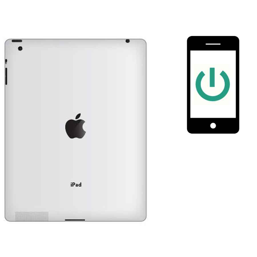 ipad power button repair