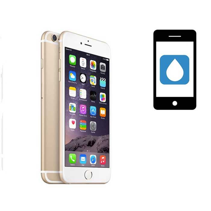 iPhone 6s Water Damage Repair Diagnostic