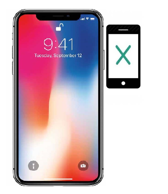 iPhone X dead repair