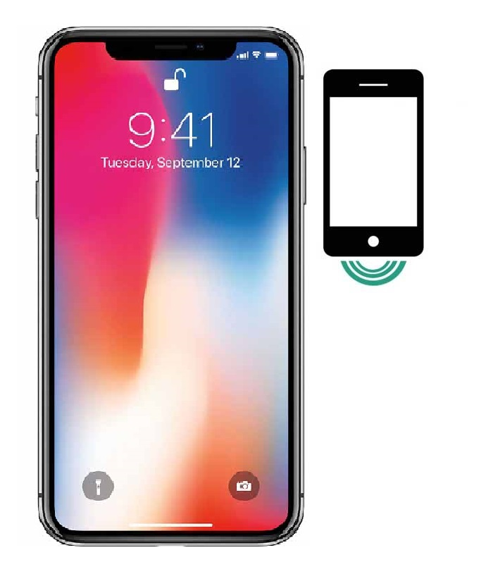 iPhone X loud speaker repair