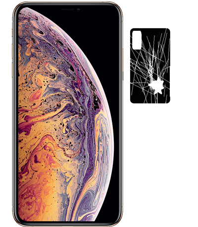 iPhone xs back glass replacement in mumbai thane