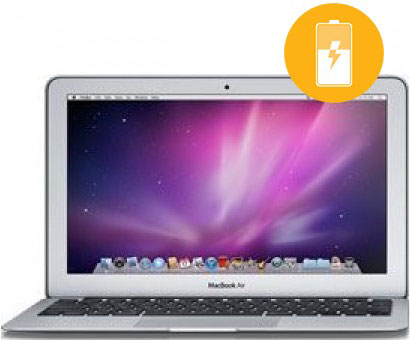 MacBook Air Battery Replacemen