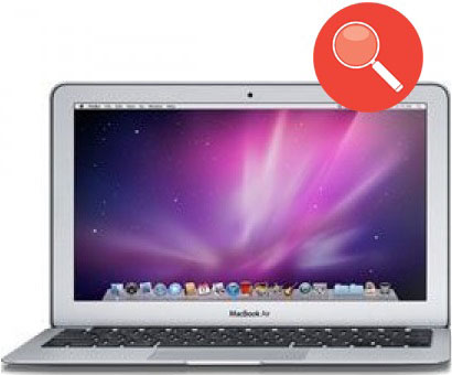 macbook air diagnostic service